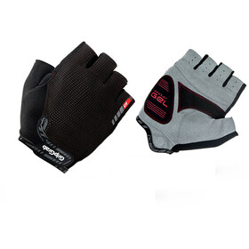 GripGrab EasyRider Short Finger Gloves black